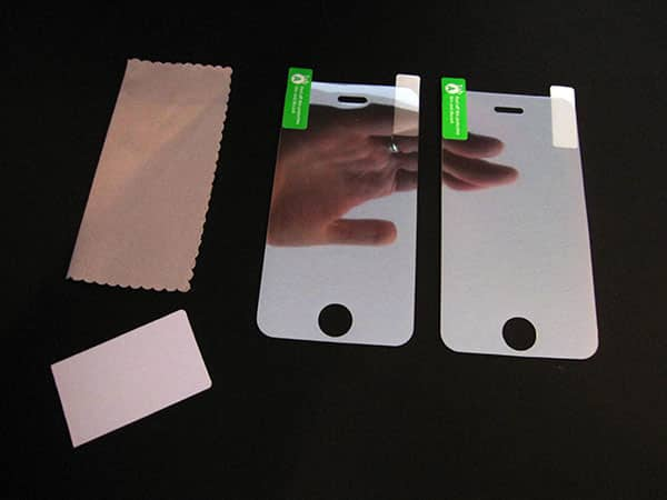 First Look: Gecko Gear Gecko Guard Film for iPod nano, classic, touch + iPhone 3G
