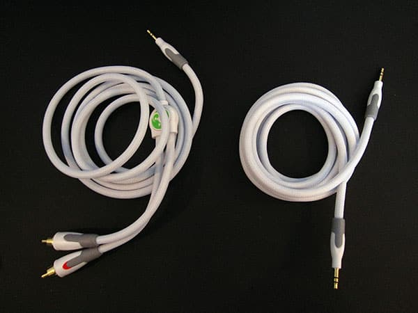 First Look: Gecko Gear Pro Series iPod to Stereo Mini-Jack and RCA Cables