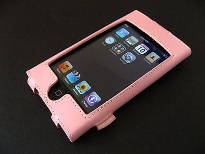 Review: Belkin Leather Sleeve for iPod touch