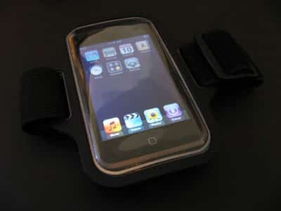 Review: Griffin Streamline Armband for iPhone & iPod touch