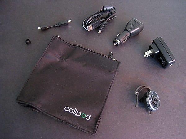 Review: Callpod Dragon V2 Class 1 Bluetooth 2.0 Headset