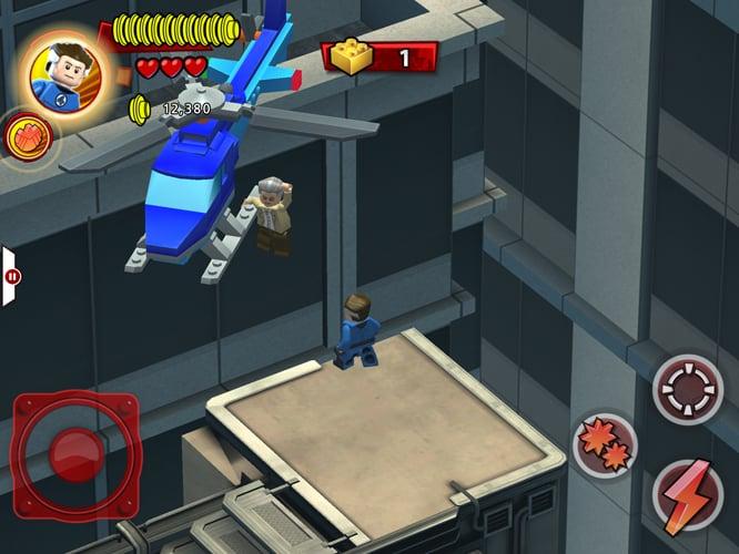 iLounge Game Spotlight: Lego Marvel Super Heroes: Universe in Peril