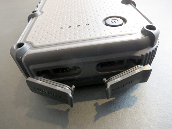 Review: New Trent Powerpak Ultra NT140R-B 14,000mAh Rugged Battery Pack