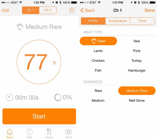 Review: Oregon Scientific Grill-Right Bluetooth BBQ Thermometer
