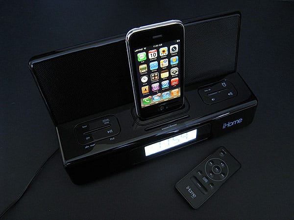 Review: iHome iP27 Portable System for iPhone + iPod