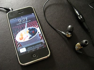 Review: Shure Music Phone Adapter MPA-3c