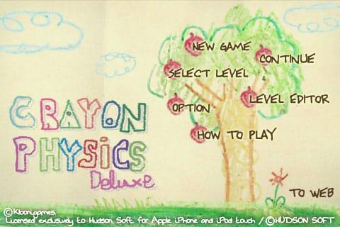 iPhone Gems: Crayon Physics, Edge, Monopoly + Petri