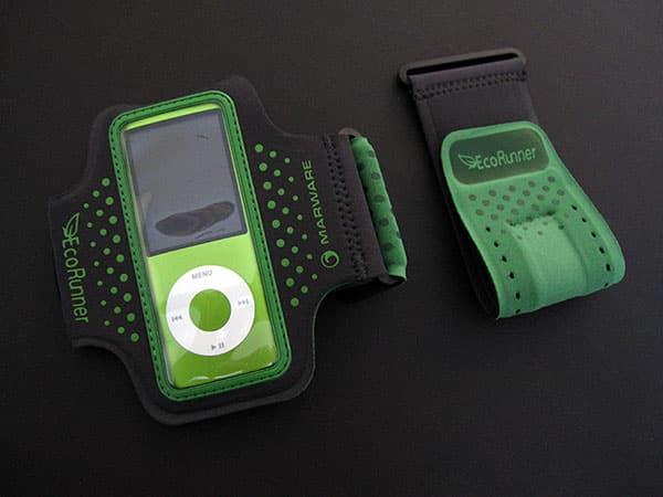 First Look: Marware EcoRunner Armband for iPod nano 4G