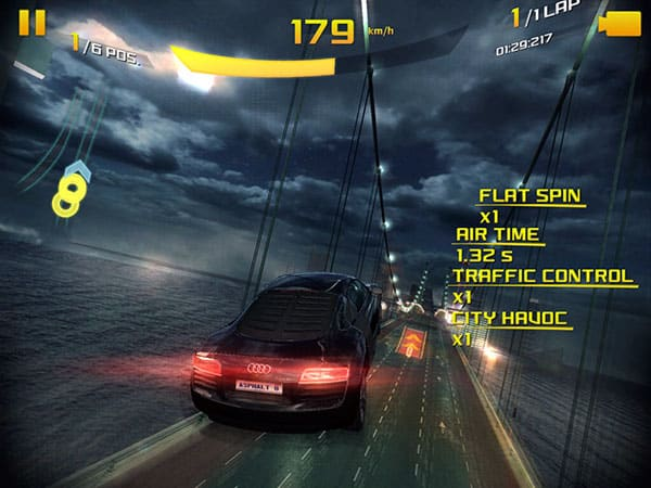 Review: Gameloft Asphalt 8: Airborne