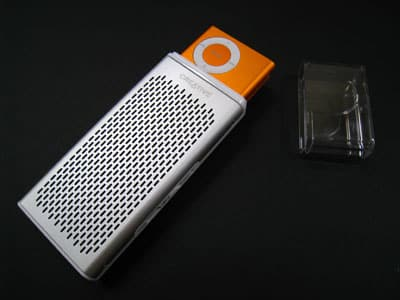 Review: Creative TravelSound i50 Travel Speaker for iPod shuffle