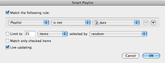 Skipping a playlist when shuffling