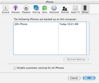 iTunes not opening when iPhone is connected