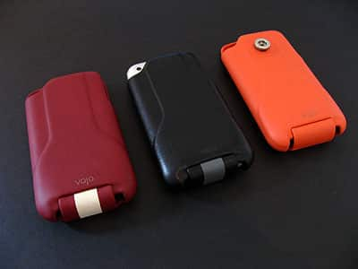 Review: Vaja iVolution Top and Top SP Holsters for iPhone