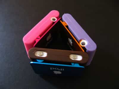 Review: ifrogz Shuffle Wrapz 3-Pack Silicone Cases