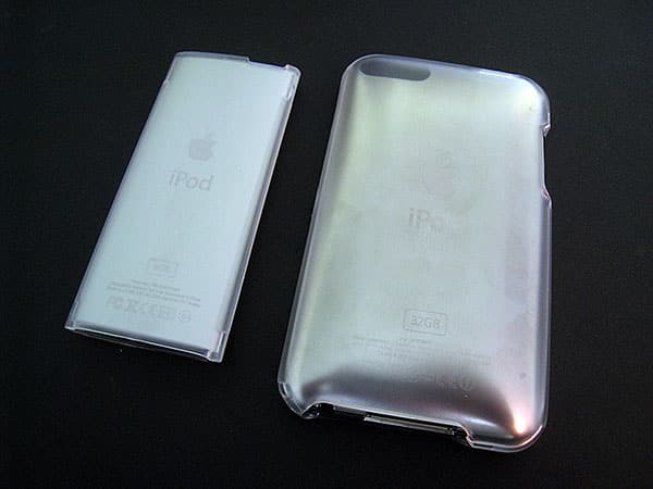 Review: Griffin iClear for iPod nano 4G + iPod touch 2G