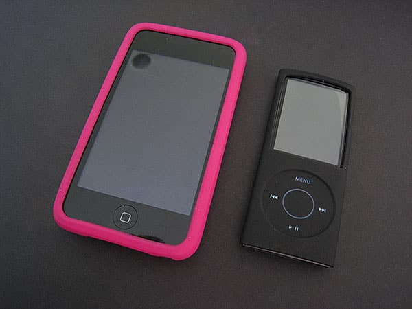 Review: Belkin Sonic Wave Silicone Sleeve for iPod nano 4G + iPod touch 2G