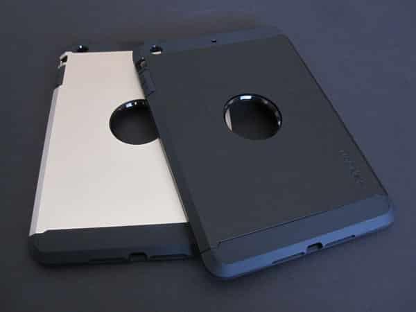 Review: Spigen SGP Tough Armor for iPad mini