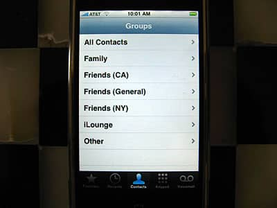Fun With iPhone Contacts & Address Book