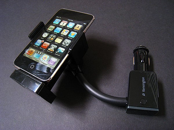 Preview: Kensington Car Charger Deluxe for iPhone and iPod