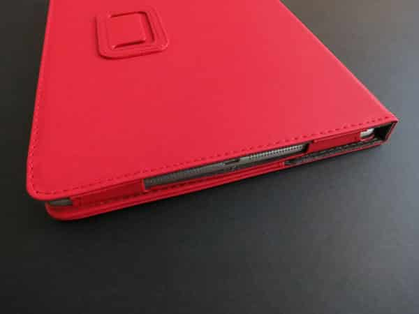 Review: Kensington Comercio Soft Folio Case & Stand for iPad Air