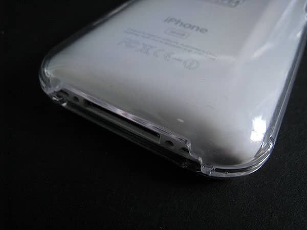 Review: Artwizz SeeJacket Crystal for iPhone 3G