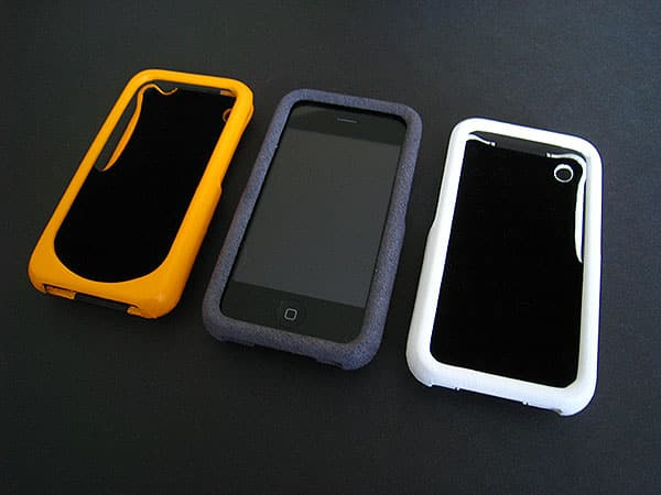 Review: ION-Factory Carbon Fiber Leather Shells for iPhone and iPhone 3G