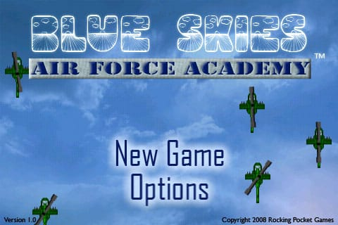Review: Rocking Pocket Games Blue Skies Air Force Academy