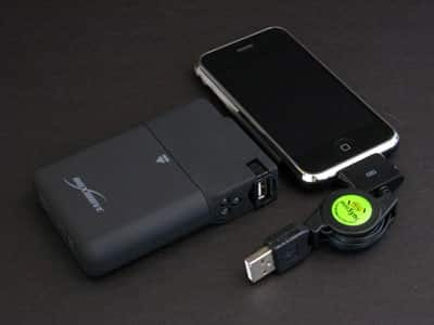 Preview: BoxWave Battery Adapter PRO