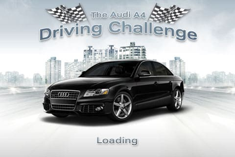 Review: Audi A4 Driving Challenge by Factory Design Lab