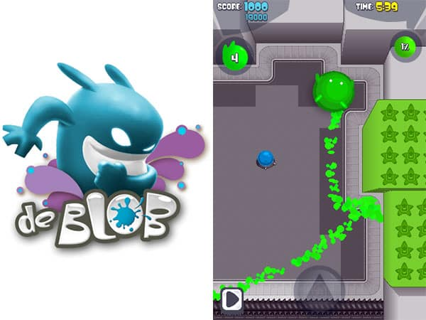 Review: De Blob by THQ Wireless
