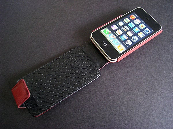 Review: Noreve Tradition Leather Case for iPhone 3G