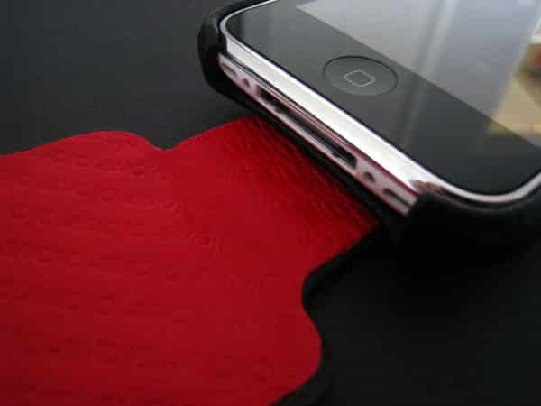 Review: Vaja iVolution Black n'Red Limited Edition for iPhone 3G