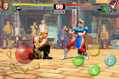 Review: Capcom Street Fighter IV