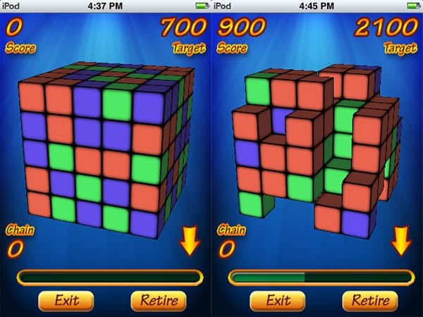 iPhone Gems: Tetris Clones and Other Grid-Based Games