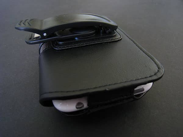 Review: JAVOedge Leather Side Pouch for iPhone 3G