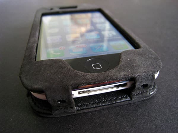 Review: Noreve Tradition B Leather Case for iPhone 3G
