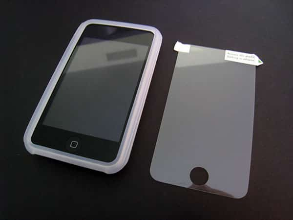 Review: Tunewear Icewear for iPod nano 4G and iPod touch 2G