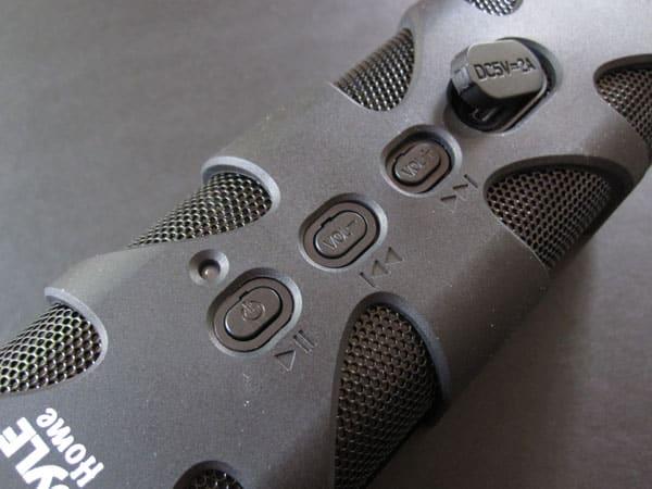 Review: Pyle Audio SoundBox Splash Waterproof Bluetooth Speaker