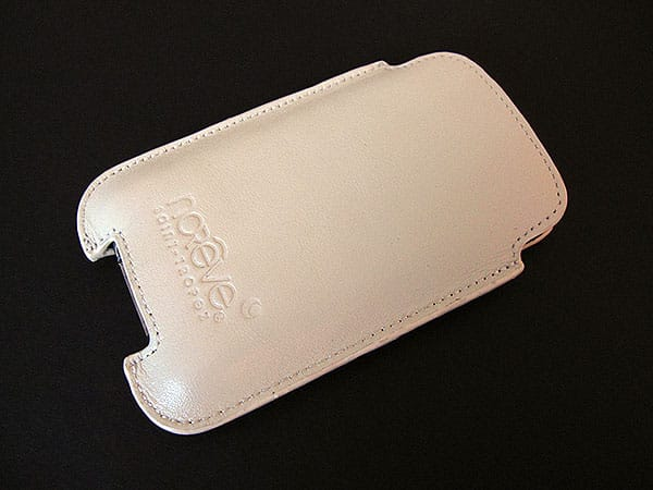 Review: Noreve Tradition C Leather Cases for iPhone 3G + iPod touch 2G