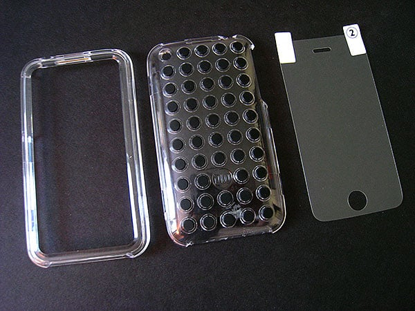 Review: DLO HybridShell for iPhone 3G