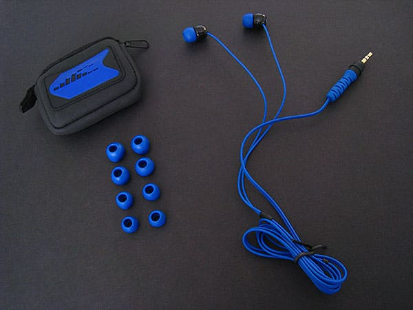 Review: H2O Audio Surge Waterproof Headphones