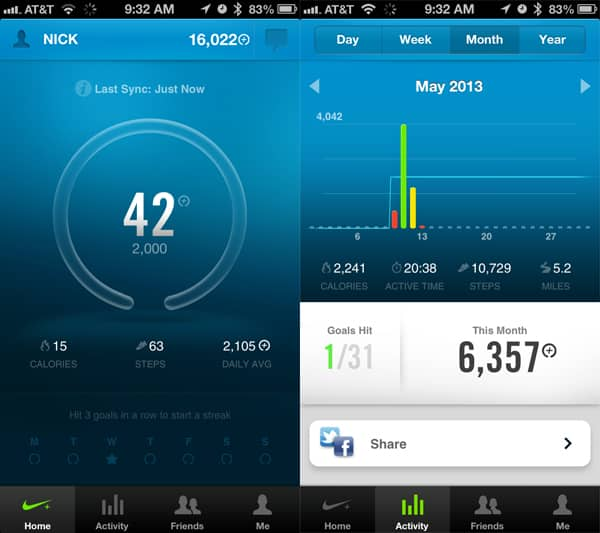 Review: Nike Nike+ FuelBand