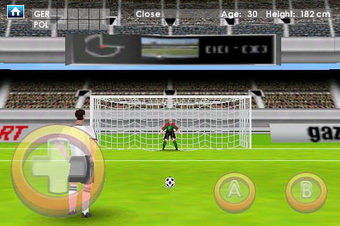 iPhone Gems: Sports Games – Soccer, Golf, Air Hockey, Tennis + More