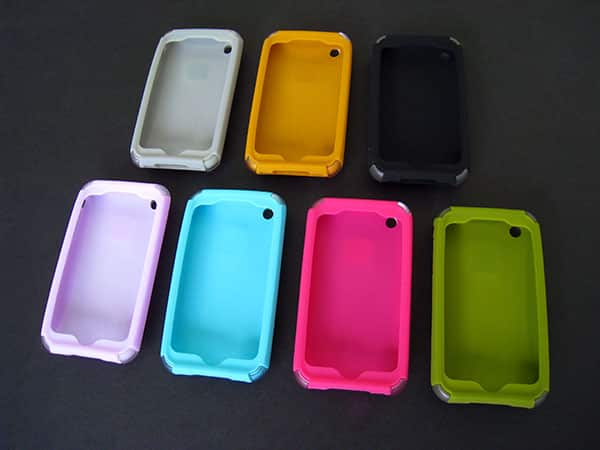 Review: Incipio Silicrylic for iPhone 3G