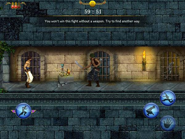 iOS Gems: AaaaaAA!!!, Draw & Tell HD, Incoboto, Keep Calm + Prince of Persia Classic HD