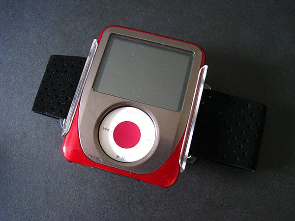 Review: iSkin DuoBand Armband + iPod nano 3G Protector