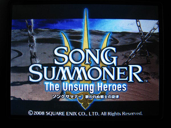 Review: Square/Enix Song Summoner: The Unsung Heroes