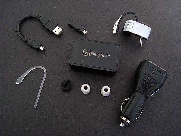 Review: BlueAnt V1 Voice Control Bluetooth Headset