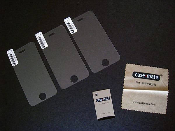 Preview: Case-Mate Screen Protection Kit for iPhone 3G