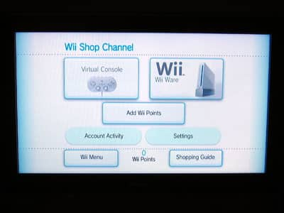 Wii's Virtual Console: Out-gaming iTunes?